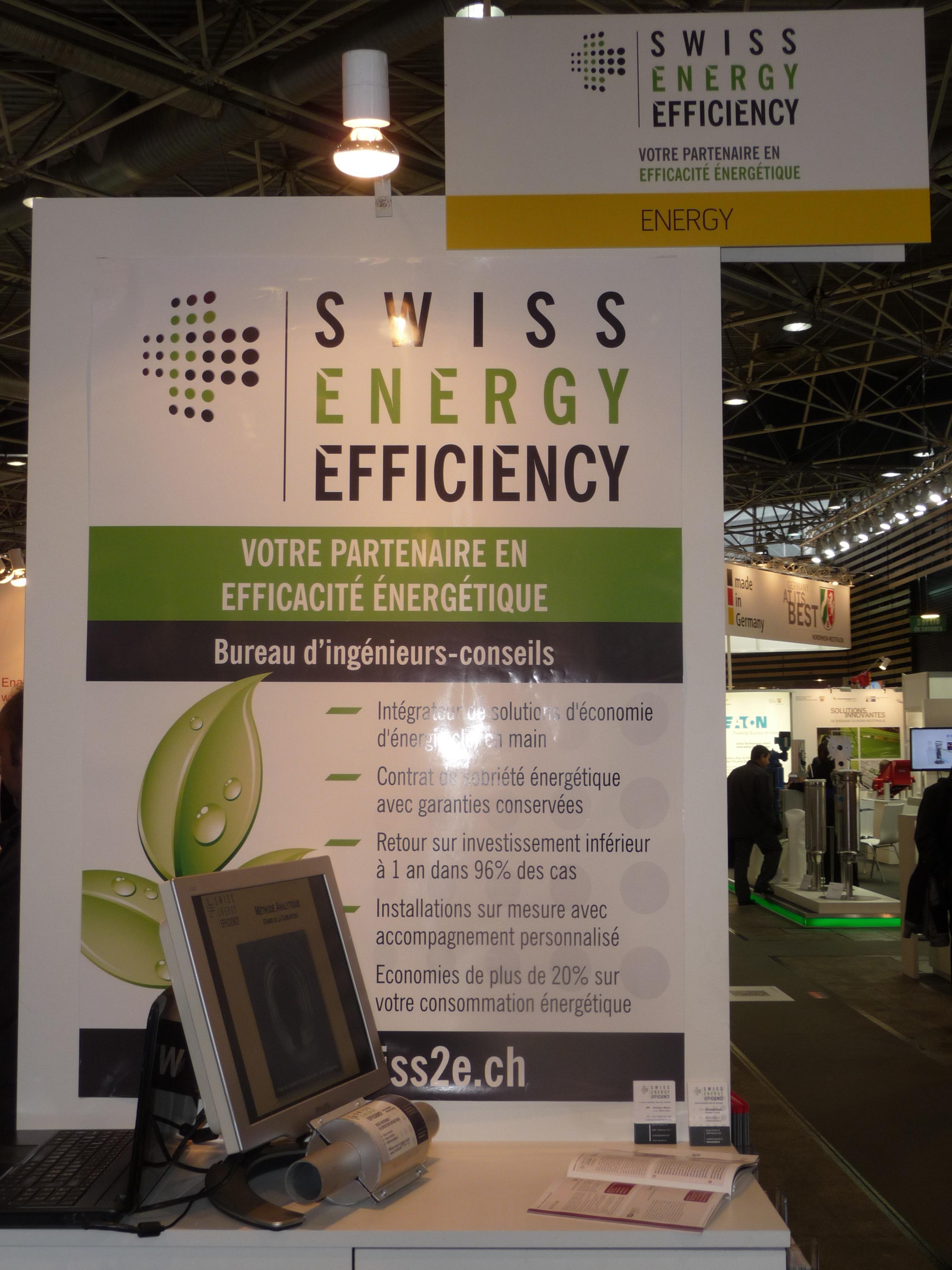 Salons swiss energy efficiency - Salon de l invention ...